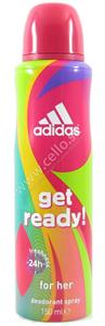 Adidas Get Ready! Deo Spray