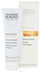 Annemarie Börlind Velvet Cream Színezett Hidratáló Bársonykrém