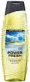 Avon Senses Power Fresh Sampon és Tusfürdő