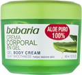 Babaria Aloe Gel Body Cream