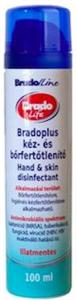 BradoLife Kéz- és Bőrfertőtlenítő Alu Aeroszol