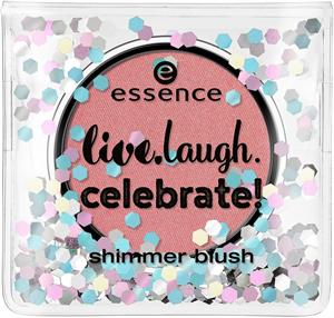 Essence Live.Laugh.Celebrate! Shimmer Blush