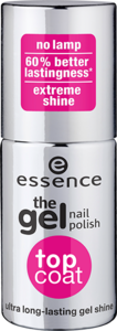 Essence The Gel Nail Polish Fedőlakk