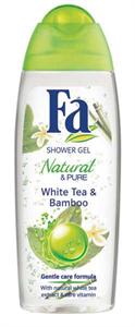 Fa Natural & Pure Fehér Tea és Bambusz Tusfürdő