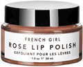 French Girl Organics Rose Lip Polish Ajakradír