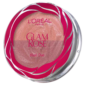 L'Oreal Glam Rosé Blush Duo