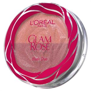 L'Oreal Glam Rosé Blush Duo