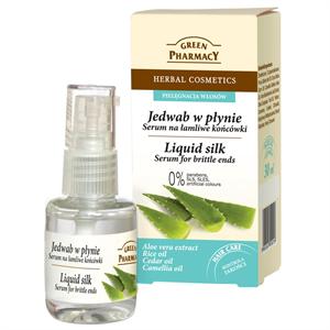 Green Pharmacy Hair Care Liquid Silk