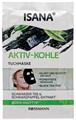 Isana Aktiv-Kohle Tuchmaske