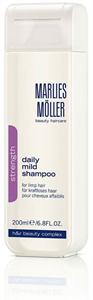 Marlies Möller Strength Daily Mild  Shampoo