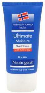 Neutrogena Ultimate Moisture Éjszakai Krém