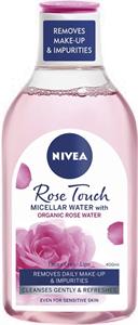 Nivea Rose Touch Rózsavizes Micellás Víz