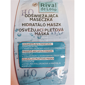 Rival De Loop Hydro Hidratáló Maszk