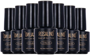 Rosalind Soak-Off Gel Polish
