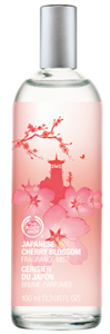 The Body Shop Japán Cseresznyevirág Testpermet