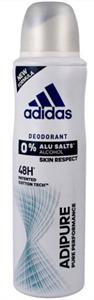 Adidas Adipure Deodorant Pure Performance Woman 48H