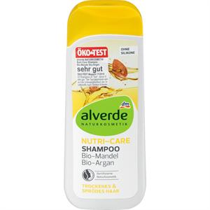 Alverde Nutri-Care Sampon Mandula és Argán