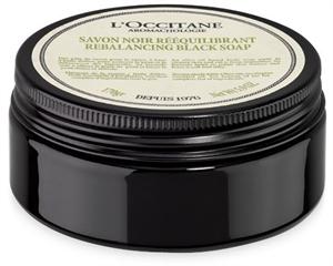 L'Occitane Aromakológia Rebalancing Fekete Szappan