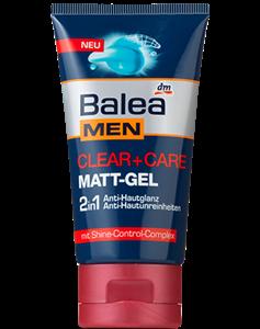 Balea Men Clean & Care 2in1 Matt-Gel