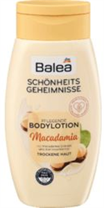 Balea Schönheitsgeheimnisse Macadamia Bodylotion