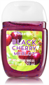 Bath & Body Works Pocketbac Black Cherry Merlot Anti-Bacterial Hand Gel