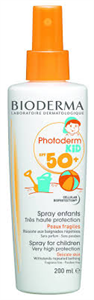 Bioderma Photoderm Kid SPF50+ Spray
