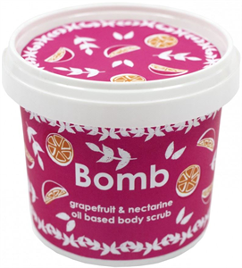 Bomb Cosmetics Grapefruit és Nektarin Olaj Alapú Tusradír