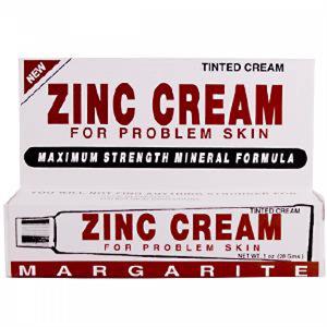 Margarite Cink Krém - Színezett Ásványi Formula