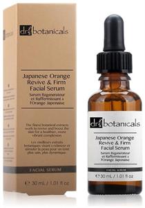 dr Botanicals Apanese Orange Revive & Firm Arcszérum