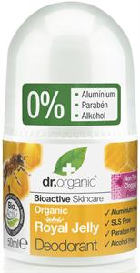 dr. Organic Alumíniummentes Dezodor Bioaktív Méhpempővel