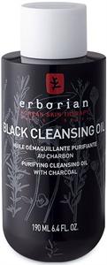 Erborian Black Cleansing Oil Detoxikáló Tisztító Olaj