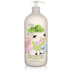 Baylis & Harding Funky Farm Bath & Shower Gel