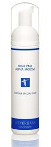 High Care Alpha Mousse Alakformáló, Bőrfeszesítő Hab