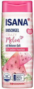 Isana Crazy Melon Tusfürdő