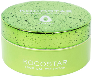 Kocostar Tropical Eye Patch Papaya