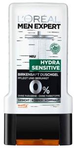 L'Oreal Paris Men Expert Hydra Sensitive Tusfürdő
