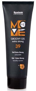 Dikson Move Me 39 Groovy Gel Extra Strong - Extra Erős Zselé