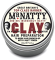 Mr. Natty Clay Hair Preparation Agyag Alapú Wax / Zselé