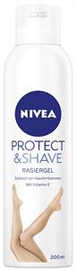 Nivea Protect & Shave Borotvagél