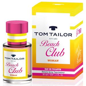Tom Tailor Beach Club Woman EDT