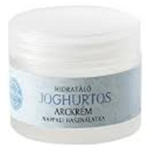 Yamuna Hidratáló Joghurtos Arckrém Nappali Használatra