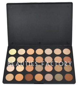 Beauties Factory 28 Natural Nude Palette