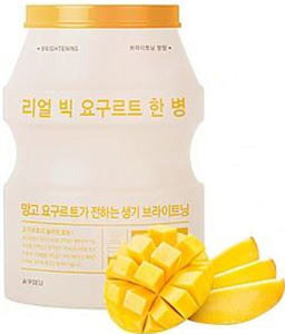 A'PIEU Real Big Yogurt One-Bottle Mango