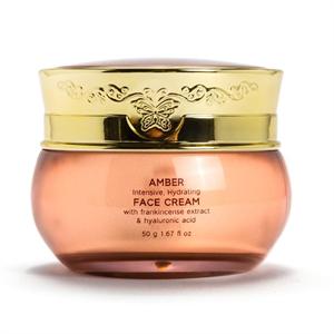 Almaqah Cosmetics Amber Face Cream