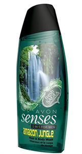 Avon Senses Amazon Sampon és Tusfürdő