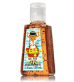 Bath & Body Works PocketBac Mr. Fox Sugar Maple Anti-Bacterial Hand Gel