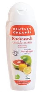 Bentley Organic Organikus Tengeri Hínáros Tusfürdő Grapefruittal És Citrommal