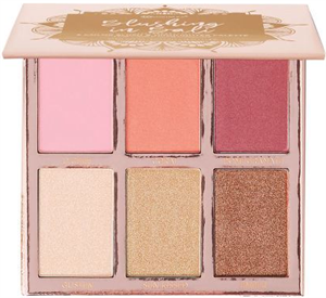 BH Cosmetics Blushing In Bali Blush and Highlighter Palette