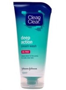 Clean&Clear Mélytisztító Arclemosó