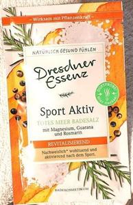 Dresdner Essenz Sport Aktiv Fürdősó
